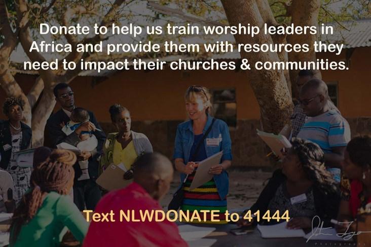 Worship Training Donate