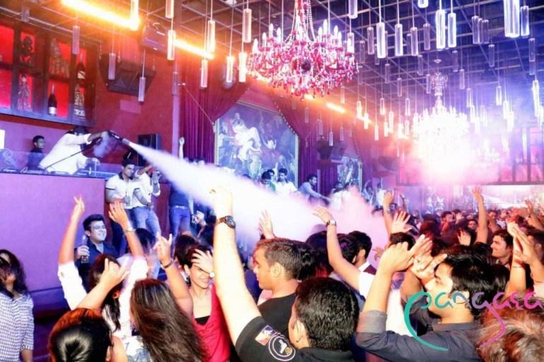 Ashok night clubs in Delhi