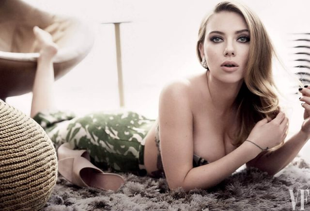 Scarlett Johansson - Hollywood Hottest Actoress