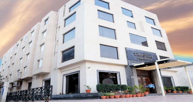 The Top 5 Business Hotels In Lucknow 2