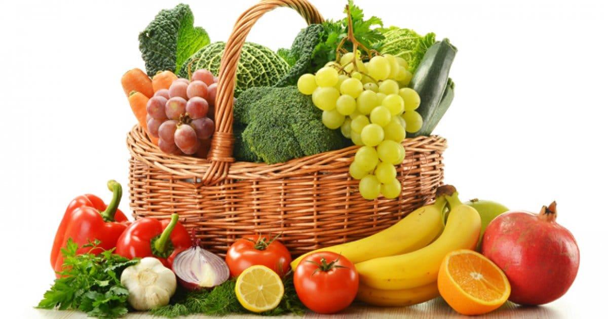 Manger 5 fruits et légumes par jours