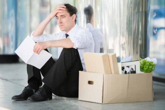 perte d'emploi