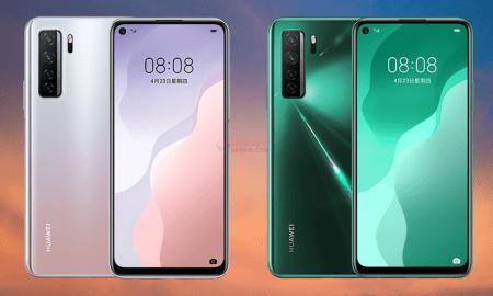 Huawei Nova 7 SE 5G