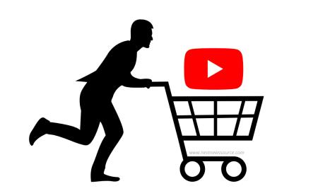 Youtube Ecommerce