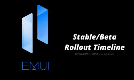 The latest EMUI 11 Magic UI 4.0 Rollout Progress