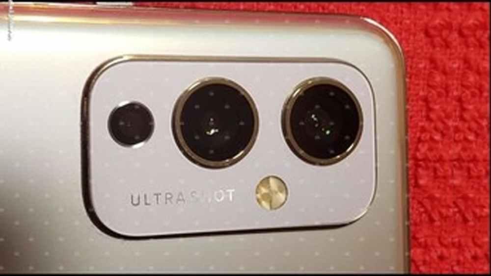 OnePlus 9 leaked image
