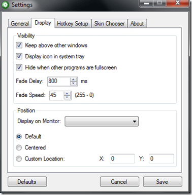 display control - How To Add Mac Style Volume Control On-Screen Indicator in Windows 7