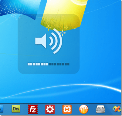 volume skin - How To Add Mac Style Volume Control On-Screen Indicator in Windows 7