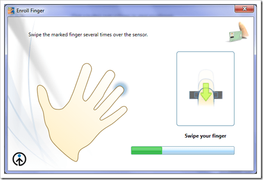 image10 - [How To] Use Biometric Devices Natively in Windows 7