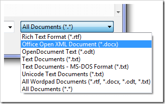 Windows 7 Gives WordPad A New Life - Next of Windows