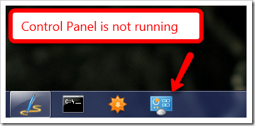 image47 - How To Pin Control Panel to Taskbar in Windows 7 [Tip]