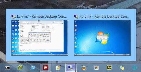 multi logins on Windows 7