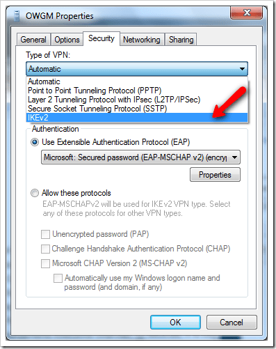 image1 - VPN Reconnect Improves VPN Usability in Windows 7 [Feature]