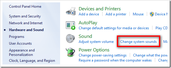 image10 - Get Annoyed About The System Beep Sound? Here is How To Disable it in Windows 7