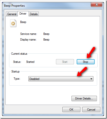 image9 - Get Annoyed About The System Beep Sound? Here is How To Disable it in Windows 7