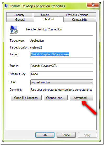 How To Make An Application Run As Administrator By Default