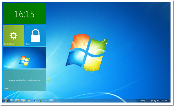 image thumb8 - 5 Tweaking Tools Make Windows 7 Like Windows 8