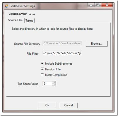 CodeSaver_Settings