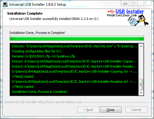 How To Boot DBAN Off USB Drive To Wipe Out the Hard Drive