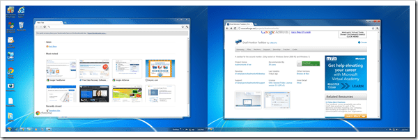 image thumb140 - How To Extend Task Bar Across Multiple Monitors in Windows 7