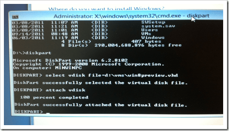 image thumb64 - Native VHD Boot to Windows 8.1 Preview Dual Boot with Windows 8 or 7