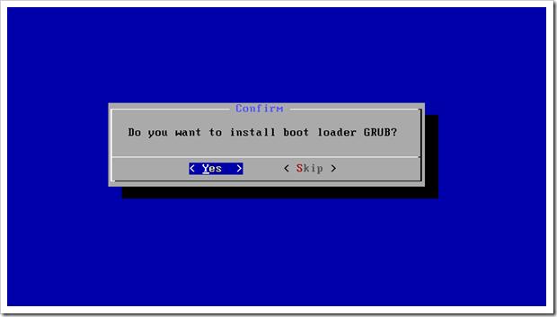 install_GRUB_bootloader