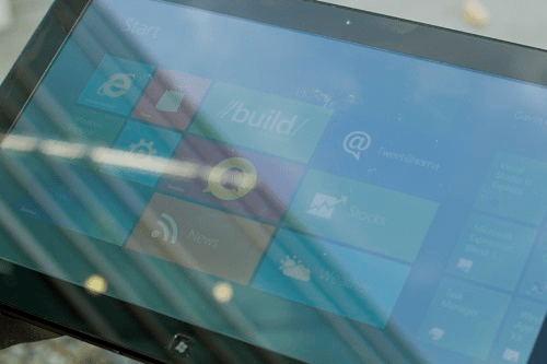 how to make multiple screen in windows 8