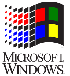 Windows 3.1 logo