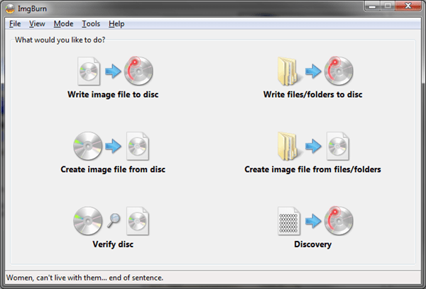 image thumb73 - How To Use ImgBurn to Burn An Audio CD from MP3 Music Files