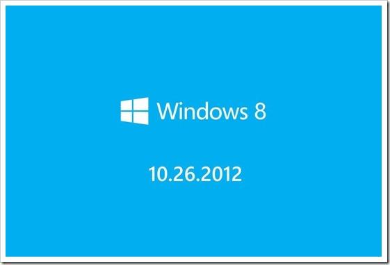 Windows 8 Release