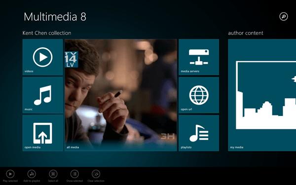 Multimedia 8 - #1