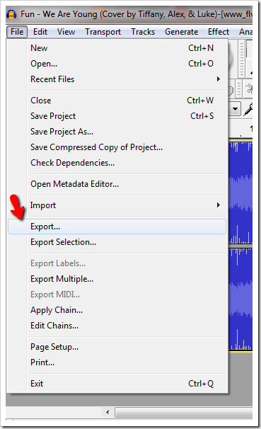 2012 10 22 2209 thumb - How To Edit Your MP3 Songs Shorter In Windows
