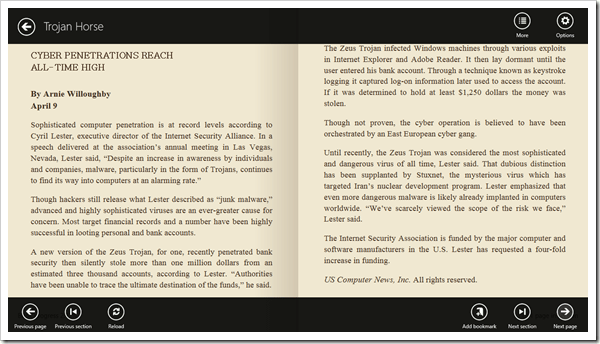 OverDrive thumb - Top 3 EPUB Reader for Windows 8 Tablets