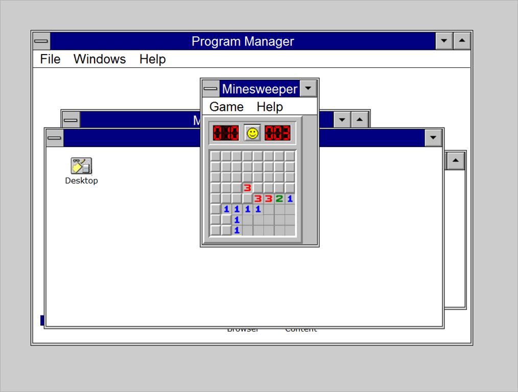 Fun Hack Fully Functional Windows 3 1 Simulator In Browser