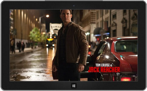 Jack Reacher theme