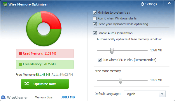 4 Effective Free Ram Optimizer To Boost Your Windows System Performance Nextofwindows Com