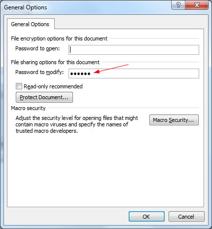How To Remove Password From Protected Word File in Word 2007