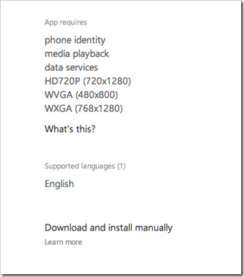 How To Install Windows Phone 8 App From SD Card ( XAP Files
