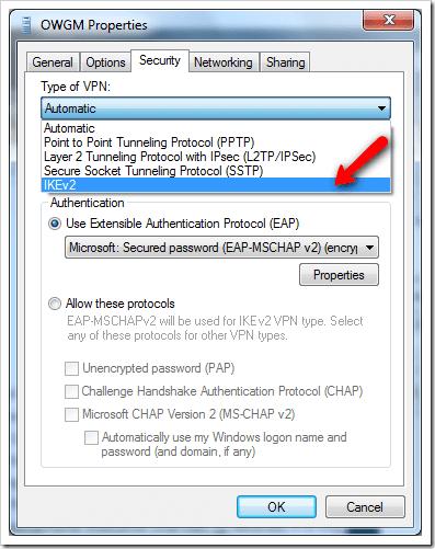 Vpn client with mikrotik