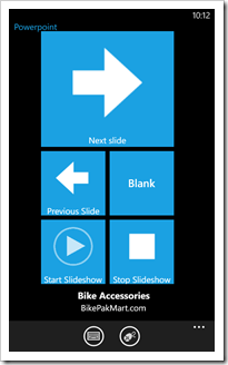 wp ss 20130211 0005 thumb - How To Remote Control PowerPoint Presentation From Windows Phone 8