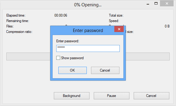 CryptSync decrypt - Sync Files To An Encrypted Folder with CryptSync