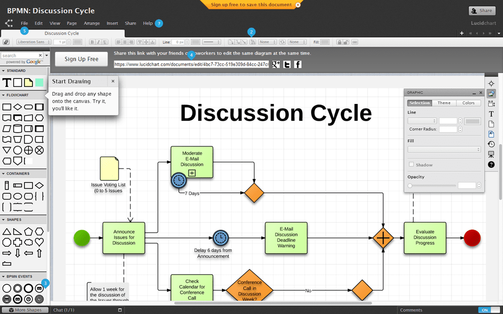 Lucidchart an Alternative to Microsoft Office Visio for Diagrams
