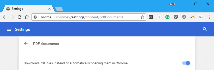 How To Change Default PDF Viewer in Chrome and Firefox [Updated