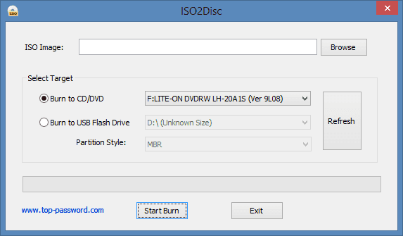 ISO2Disc 2013 07 18 09 35 08 - 4 Tools to Build Bootable Windows 7|8|10 Installation USB Flash Drive