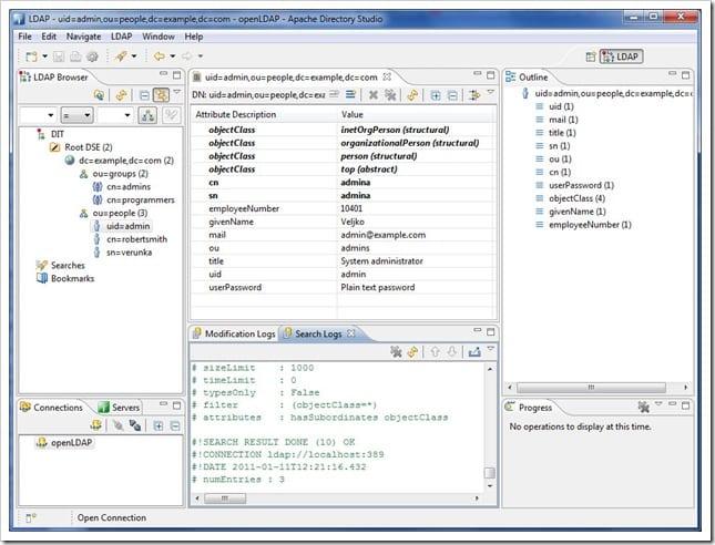 LDAP Archives - Next of Windows