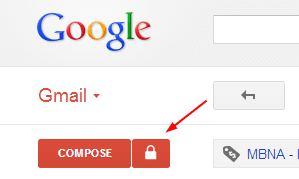 SecureGmail lock icon1 - Encrypt Your Gmail Message The Very Easy Way with SecureGmail Chrome Extension