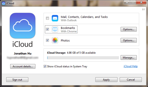 2013 09 19 0825 001 thumb - How To Sync Bookmark between iOS Safari and Chrome on Windows