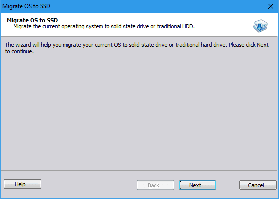 migrate os to ssd freeware
