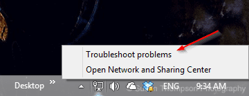 Network Adapter troubleshoot problems - Why Windows 8 Wireless Keep Disconnecting - Top Five Troubleshooting Technique