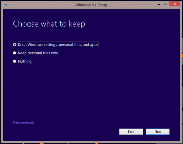 Screen Shot 2013 09 09 at 9.52.58 PM thumb - Leverage Windows DVD Sharing To Install or Upgrade Mac Boot Camp Windows 8.1